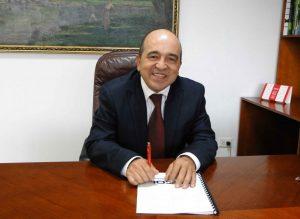 Nuevo presidente de junta