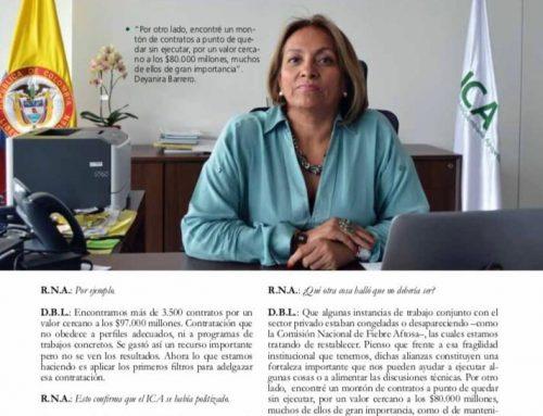 Efectos de la politización en el ICA