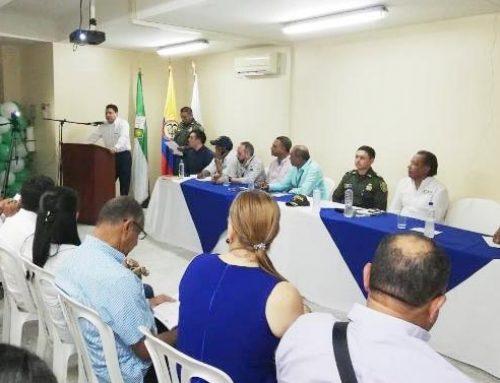 Inauguran puesto de mando unificado en las instalaciones del ICA en Riohacha