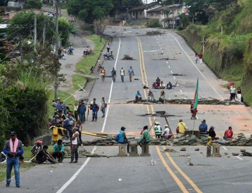 Pérdidas tras bloqueos en la Panamericana