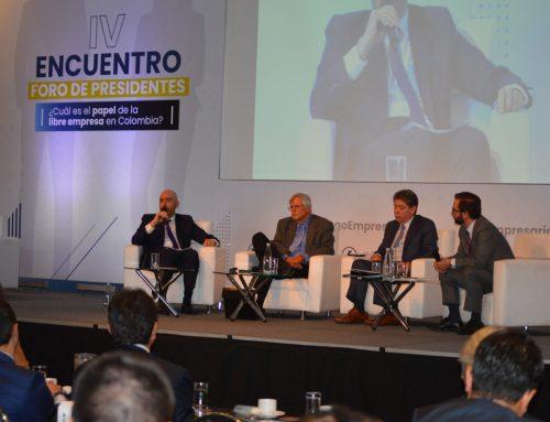 El gran reto del empresariado es conectar con la sociedad: SAC en foro de presidentes