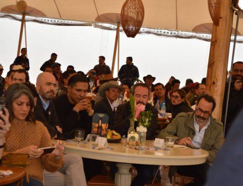 La SAC en el lanzamiento de Siembra, un producto con cebada 100% colombiana