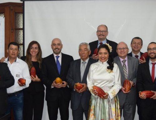 Primera visita oficial de la Organización Internacional del Cacao – ICCO a Colombia