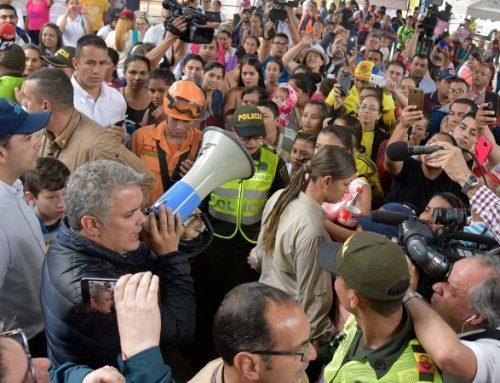 50 medidas por crisis en el Llano anuncia Duque