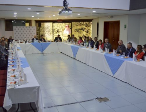 Junta Directiva de la SAC recibió al presidente del Banco Agrario de Colombia