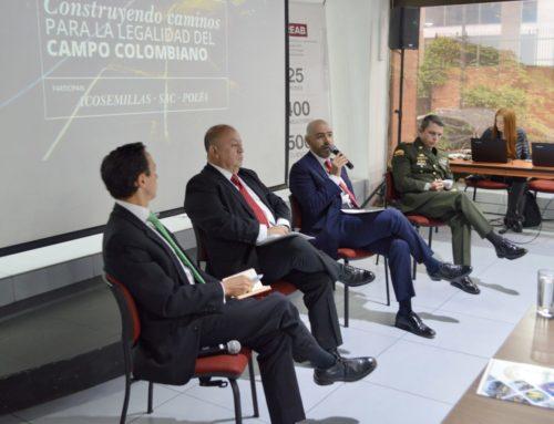 Primer conversatorio de Acosemillas sobre legalidad en el sector agropecuario