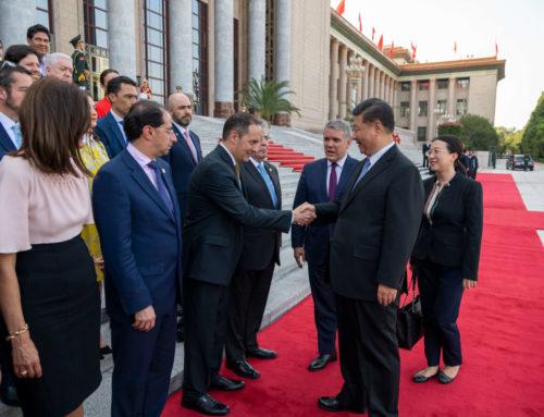 La SAC y sus afiliados visitan China para ampliar oportunidades comerciales