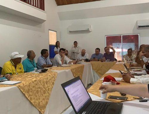 La SAC acompañó PMU y visita al puerto de Santa Marta por hongo en plantaciones de banano