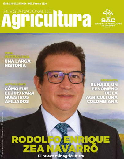 Revista Nacional de Agricultura – Edición 1000
